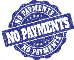 FINANCING | No Payments