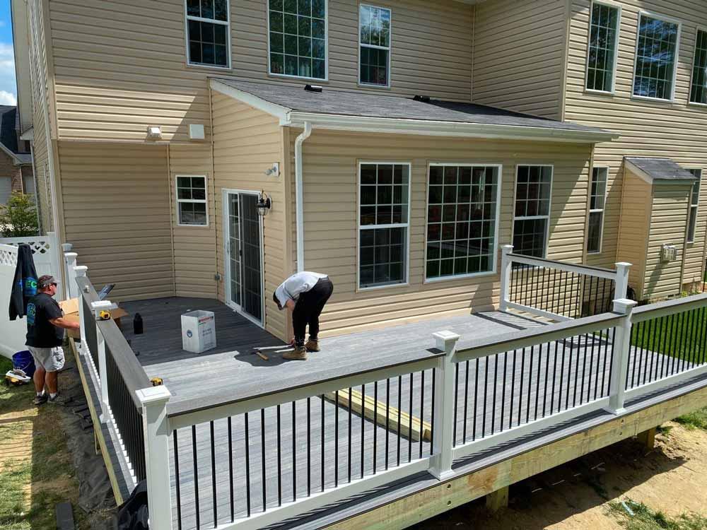 TREC Roofing Deck Services